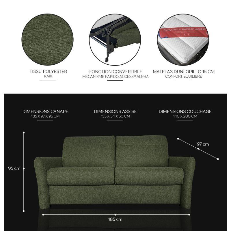 Canapé Convertible Imagine